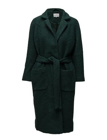 Ganni Fenn Wrap Coat 14845634