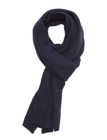 Lyle & Scott Diamond Knitted Scarf 14795254