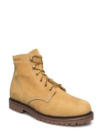 Wolverine Plainsman Honey Nubuck 13992999