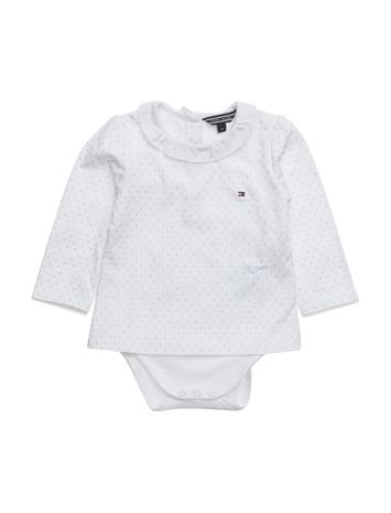 Tommy Hilfiger Dot Baby Girl Tee Body L/S 13927652