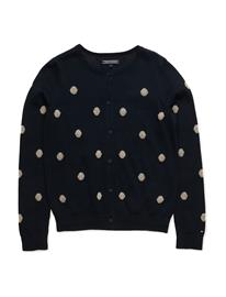 Tommy Hilfiger Girls Dot Cn Cardigan L/S 13927488