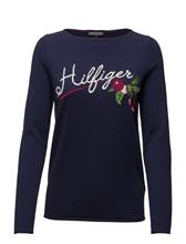 Tommy Hilfiger Jeanna Embroidered Swtr 13927967