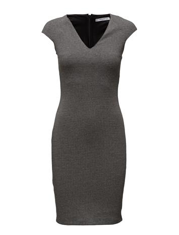 Mango Fitted Textured Dress 14324788