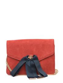 Mango Bow Leather Bag 14823633