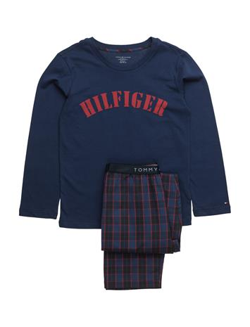 Tommy Hilfiger Icon Set Ls Check 14668433