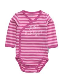 NOVA STAR Pink Striped Wrap Bo 14877044
