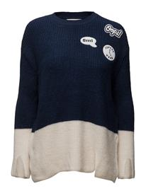 Mango Patch Knitted Sweater 14894334