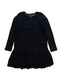 Tommy Hilfiger Fluffy Lace Dress L/S 13927605
