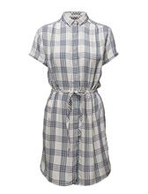 Hilfiger Denim Thdw Basic Check Dress S/S 10 13927691