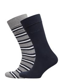 GANT Solid & Striped Socks Gift Box 14723786