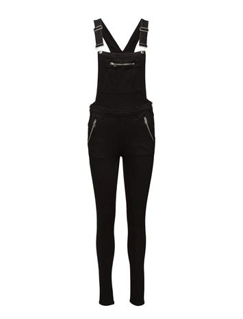 Cheap Monday Dungaree Zip Black 14449082