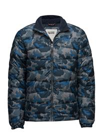 Hilfiger Denim Thdm Camo Light Down Jacket 26 13981581