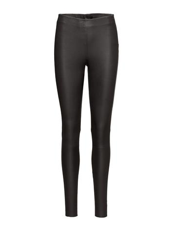 Selected Femme Sfsylvia Mw Stretch Leather Legging Noos 14368778