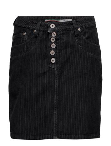 Please Jeans Skirt Short Cod. Nero 14521840