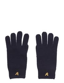 Lyle & Scott Racked Rib Gloves 14795241