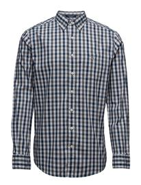 GANT Multi Color Gingham Reg Ls Bd 14723249