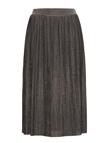 Mango Pleated Midi Skirt 14785194
