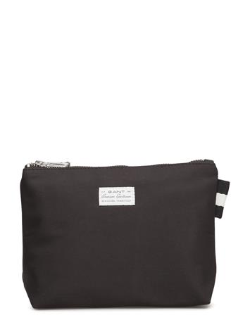 GANT O. Solid Nylon Make-Up Bag 14913065