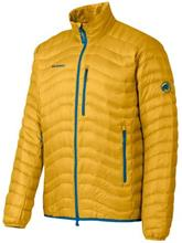 Mammut Broad Peak Light Is Fleecetakki malt / oranssi Miehet