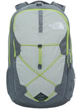 THE NORTH FACE Jester Backpack london fog heather / chive / harmaa Miehet