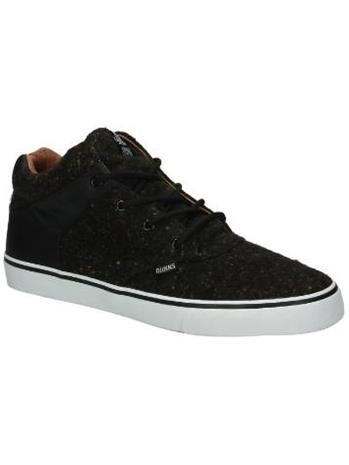 Djinns Chunk Spotted Felt Shoes black / musta Miehet