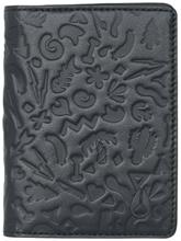 Nixon Plaza Card Wallet black / musta Miehet