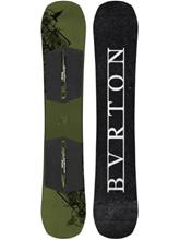 Burton Name Dropper 158 2017 Lumilauta no color / kuvioitu Miehet