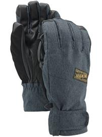 Burton Approach Undergloves denim / sininen Miehet