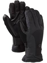 Burton Support Gloves true black / musta Miehet