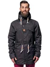 Horsefeathers Steam Jacket black / musta Miehet
