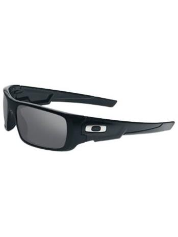 Oakley Crankshaft Polished Black black iridium / musta Miehet