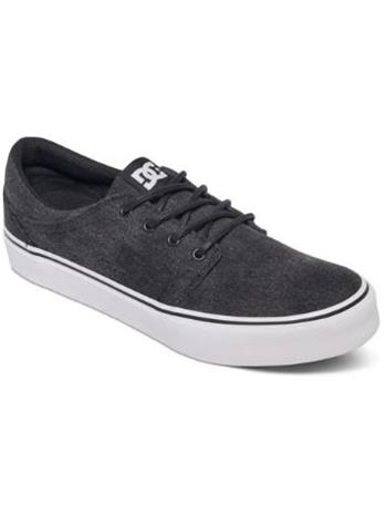 DC Trase Tx Le Sneakers washed out black / musta Miehet