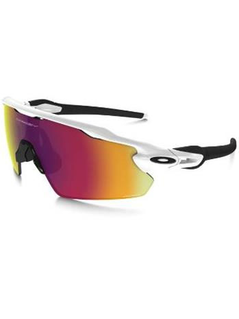 Oakley Radar Ev Pitch Polished White prizm cricket / valkoinen Miehet