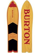 Burton The Throwback 100 2017 Lumilauta no color / kuvioitu Miehet