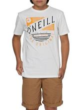 O'Neill Expedition T-Shirt Boys powder white / valkoinen Jätkät