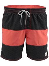 O'Neill Cross Step Pattern Surffishortsit black aop / musta Miehet