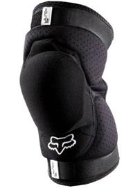 Fox Youth Launch Pro Knee Guard black / musta