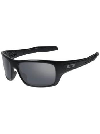 Oakley Turbine Polished Black black iridium / musta Miehet