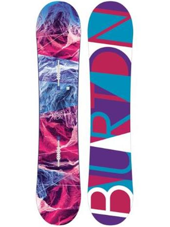 Burton Feelgood Smalls 135 2017 Girls Lumilauta no color / kuvioitu Tytöt