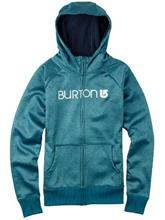 Burton Scoop Hoodie celestial heather / sininen Naiset