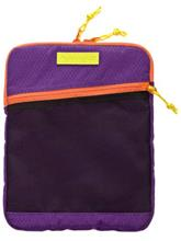 Burton Hyperlink 10inch Tablet Läppärilaukku grape crush diamond rip / violetti