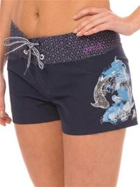 Animal Fianno Boardshorts mid navy blue / sininen Naiset