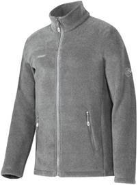 Mammut Innominata Advanced Fleecetakki grey melange / harmaa Miehet