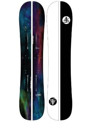 Burton Family Tree Spliff 148 2015 Splitboard no color / kuvioitu Miehet