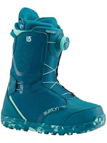 Burton Limelight Boa 2017 Lautailumonot the teal deal / sininen Naiset