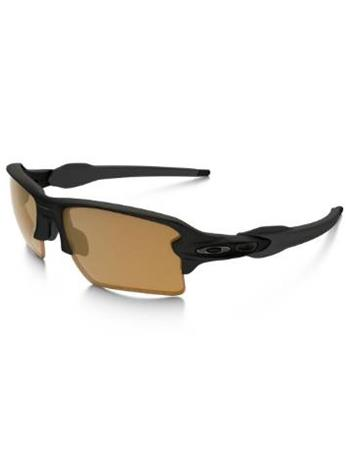 Oakley Flak 2.0 Xl Matte Black bronze polarized / musta Miehet