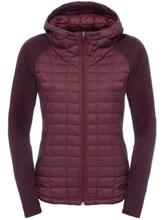 THE NORTH FACE Endeavor Thermoball Outdoor Jacket deep garnet red / deep garn / punainen Naiset