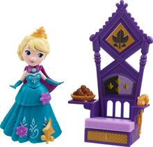 Disney Frozen, Small Doll & Accessory , Elsa, Variant 4