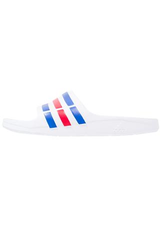 adidas Performance DURAMO Rantasandaalit white/true blue/red