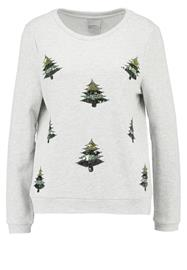 Vero Moda VMCHRISTMAS Collegepaita light grey melange